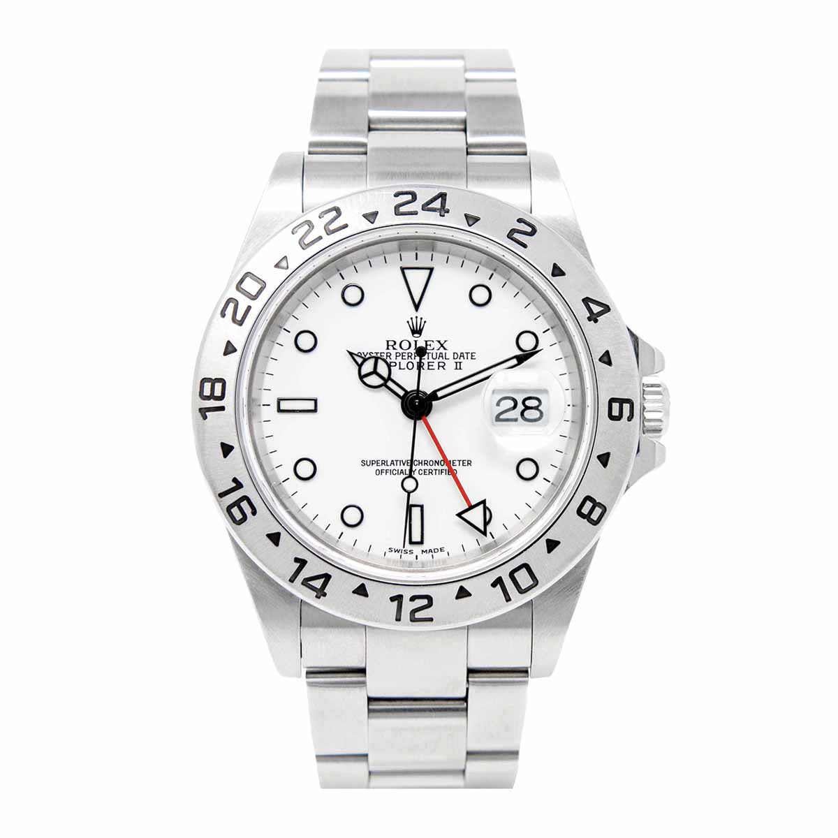 Pre-Owned Man's Rolex Explorer II