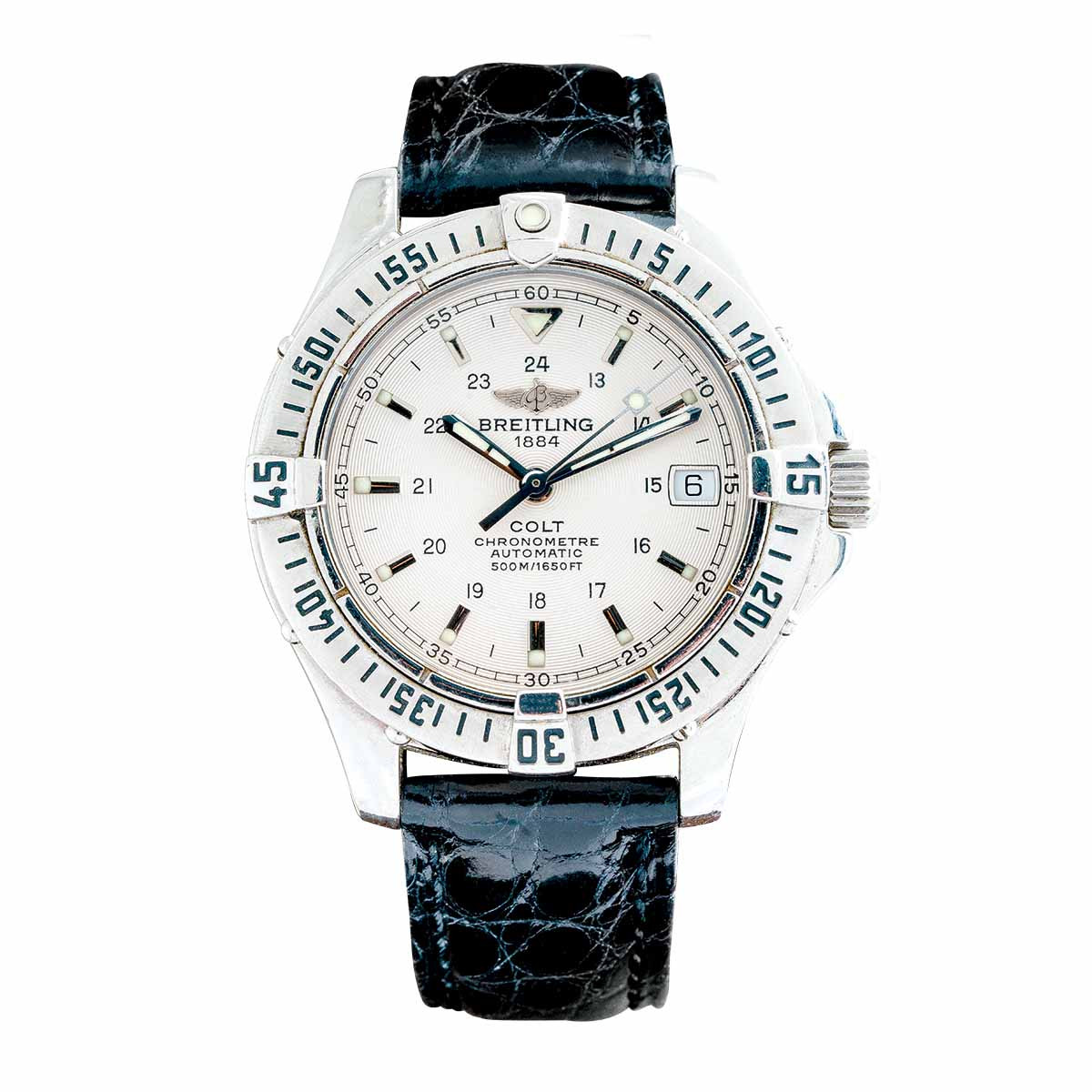 Pre-Owned Midsize Breitling Aeromarine Colt