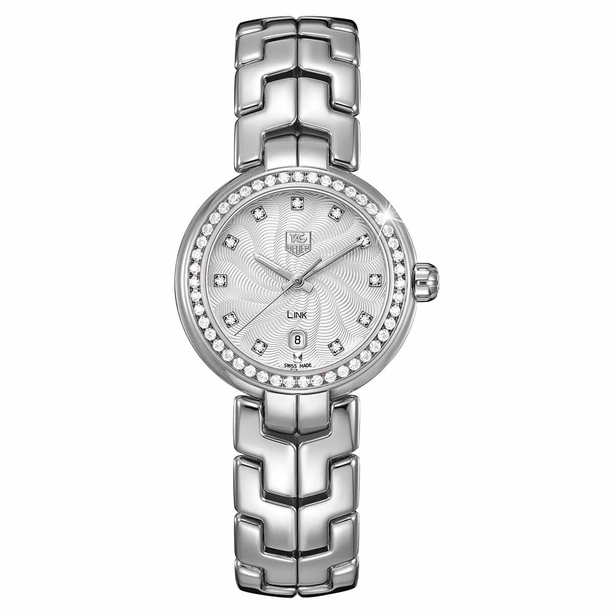 Pre-Owned Woman's Tag Heuer Link