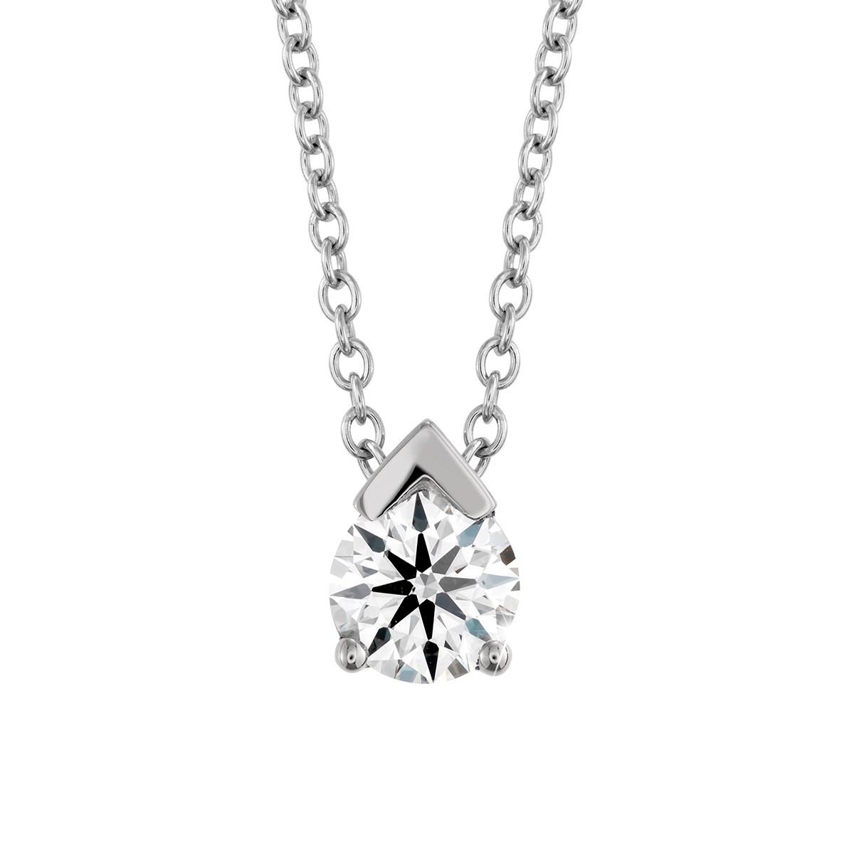 Hearts On Fire® Diamond Aerial Single Pendant