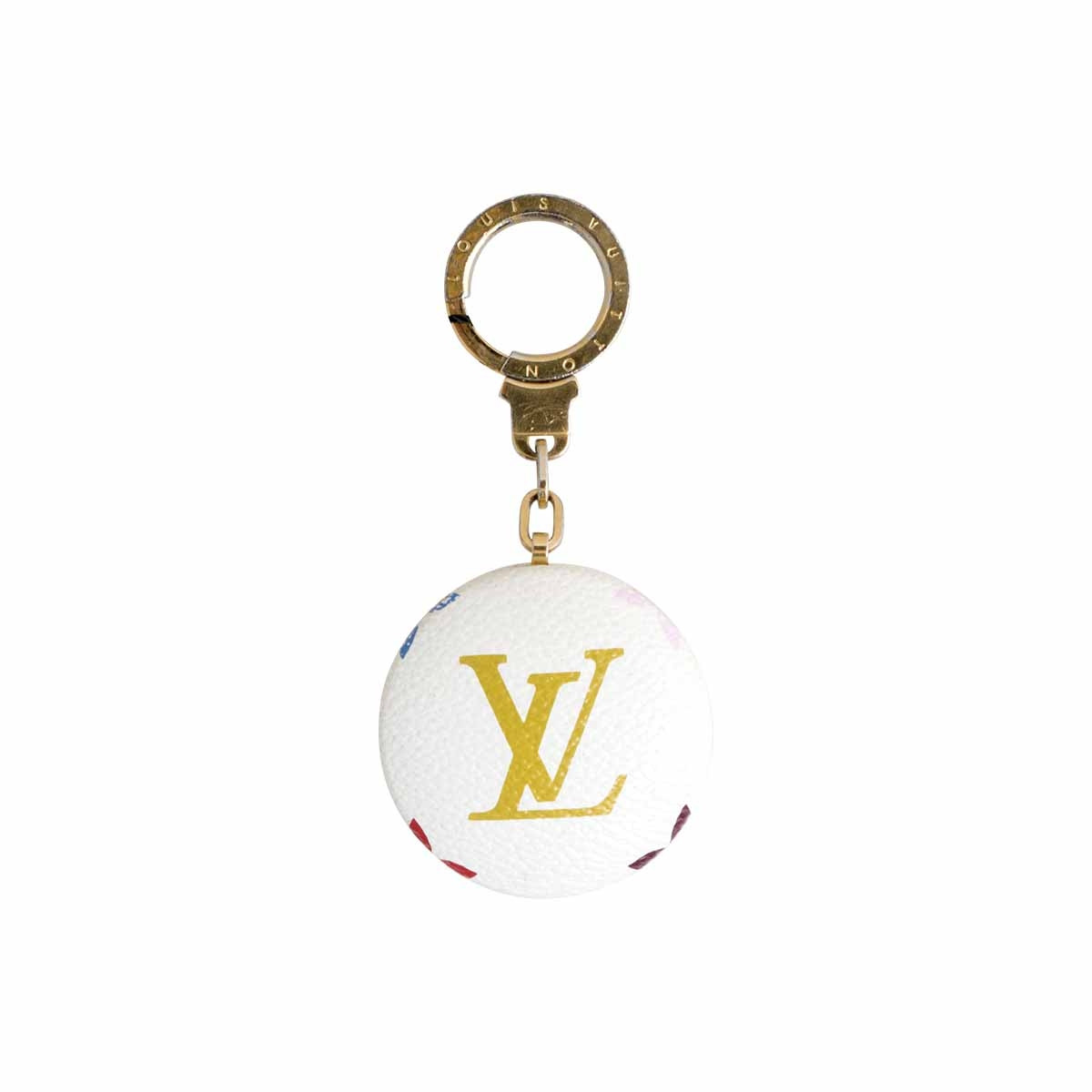 Vintage Louis Vuitton Multicolor Astropill Light Key