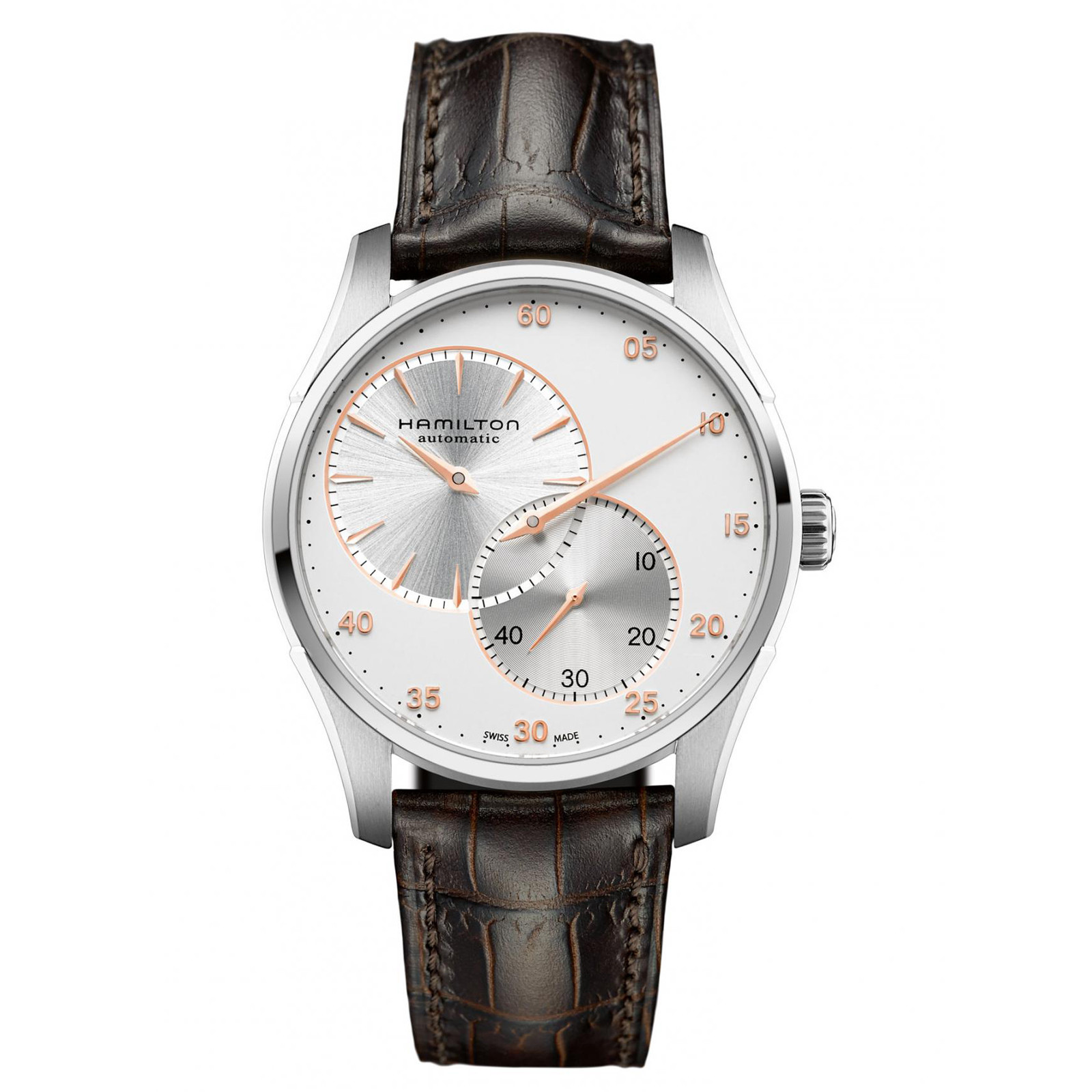 New Men's Hamilton Jazzmaster Regulateur