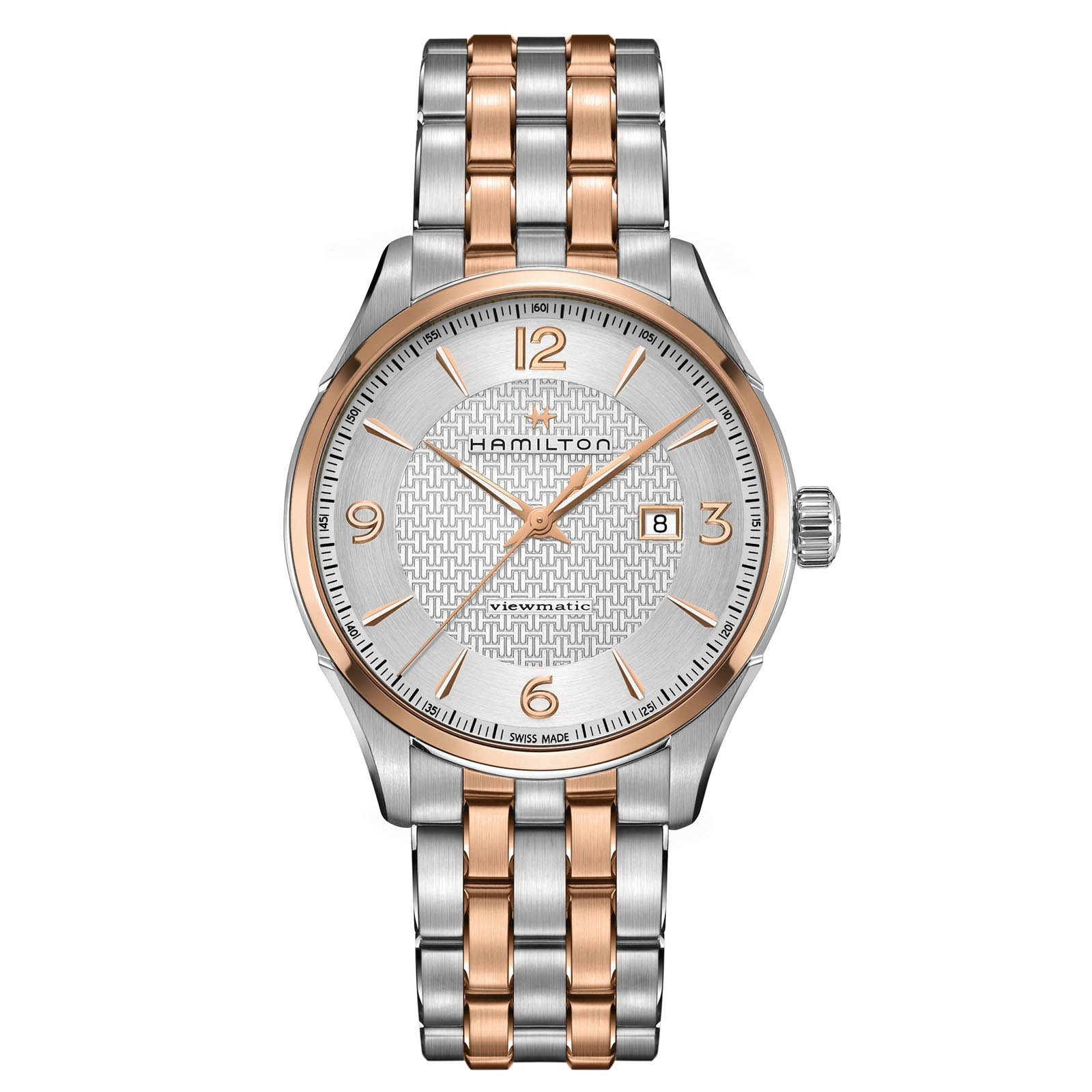 New Men's Hamilton Jazzmaster Viewmatic
