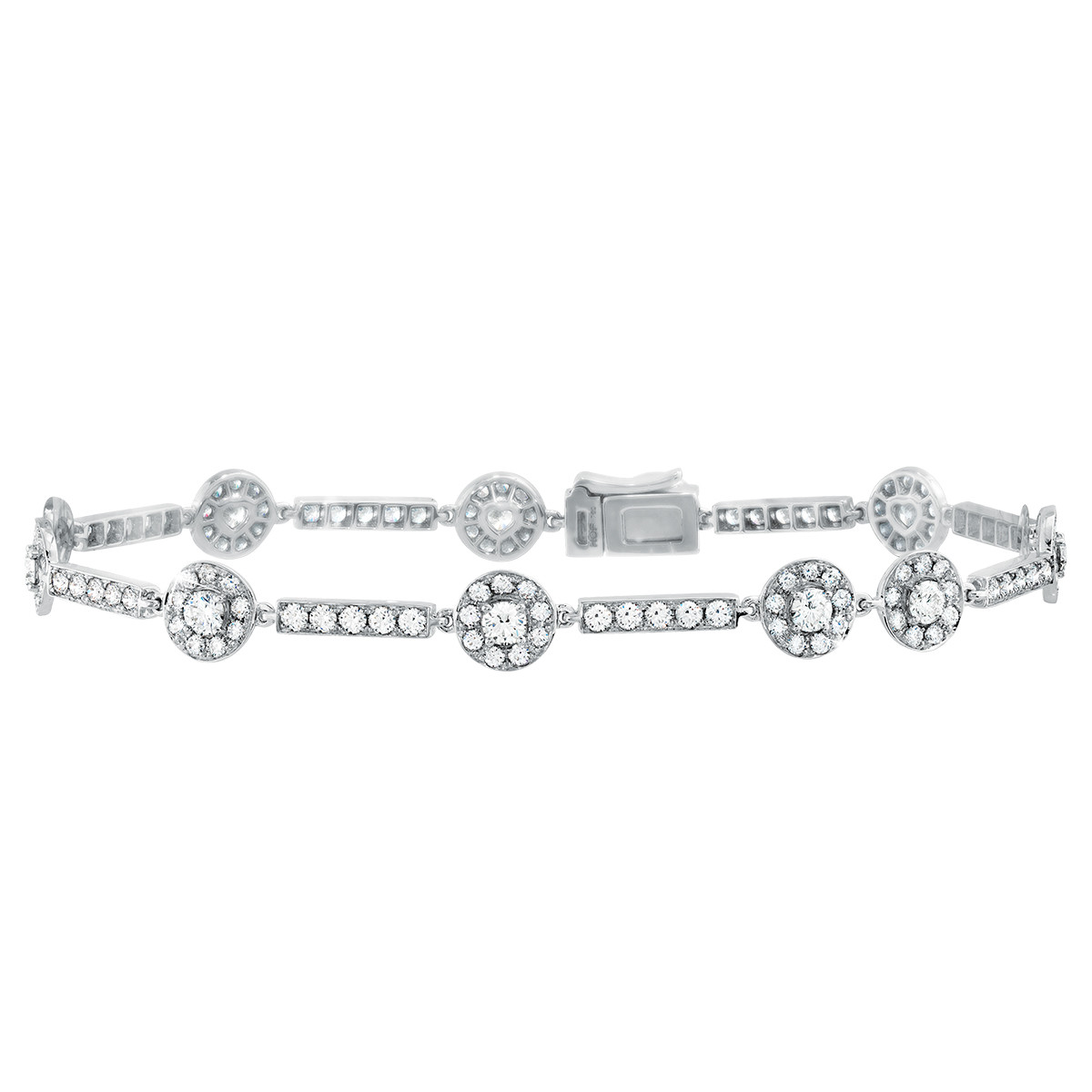 Hearts On Fire® Diamond Inspiration Bracelet