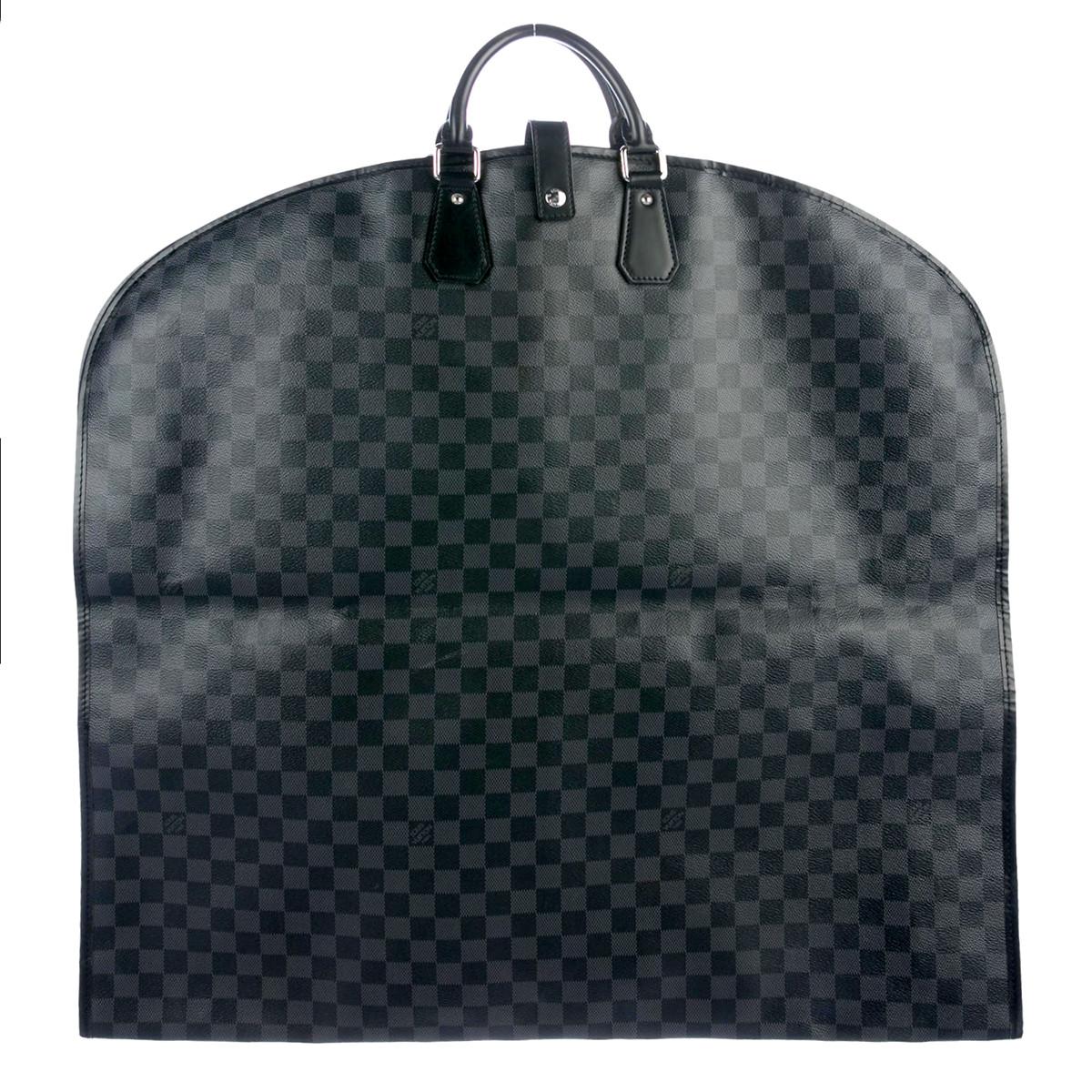 Vintage Louis Vuitton Damier Graphite Garment Cover
