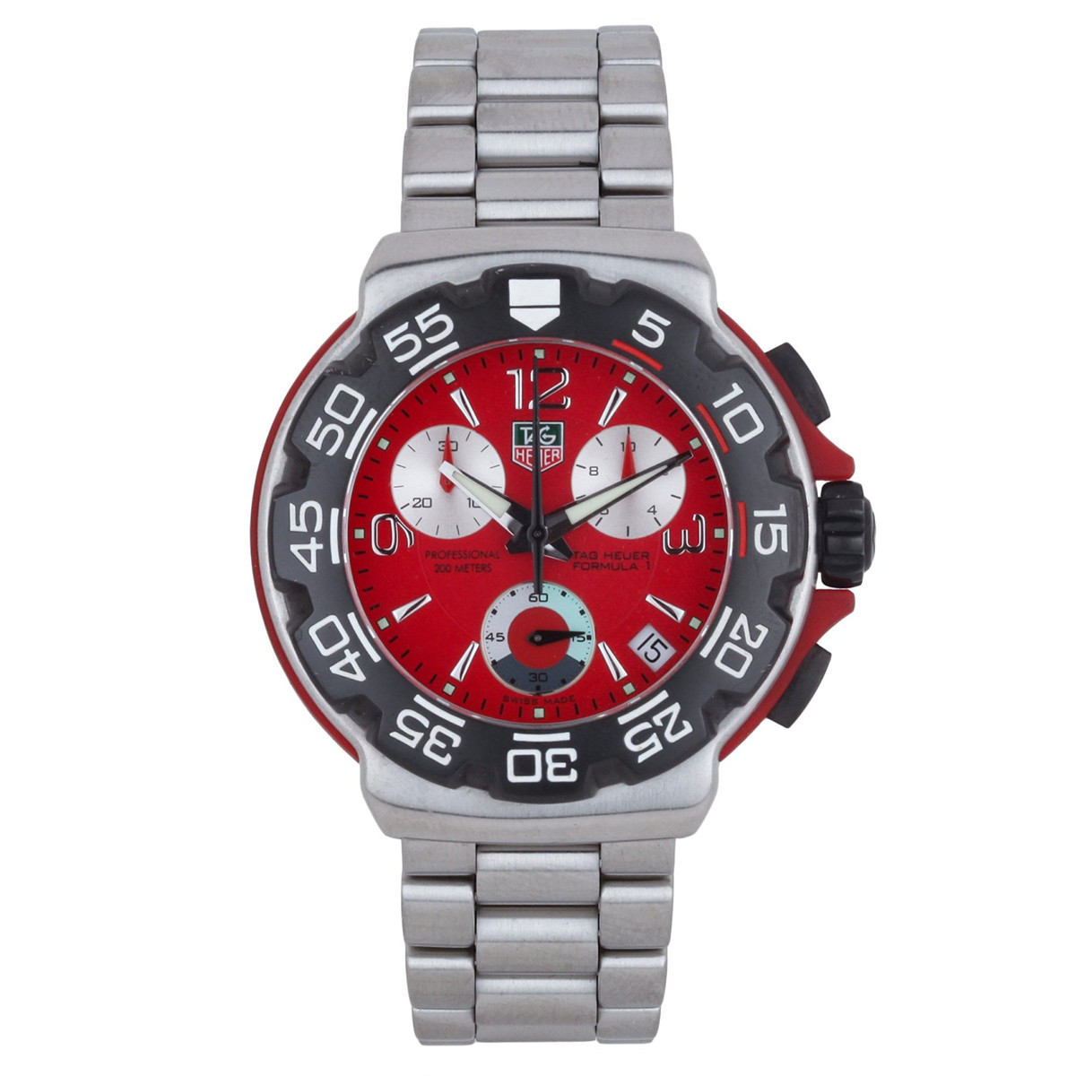 Pre-Owned Man's Tag Heuer Formula 1