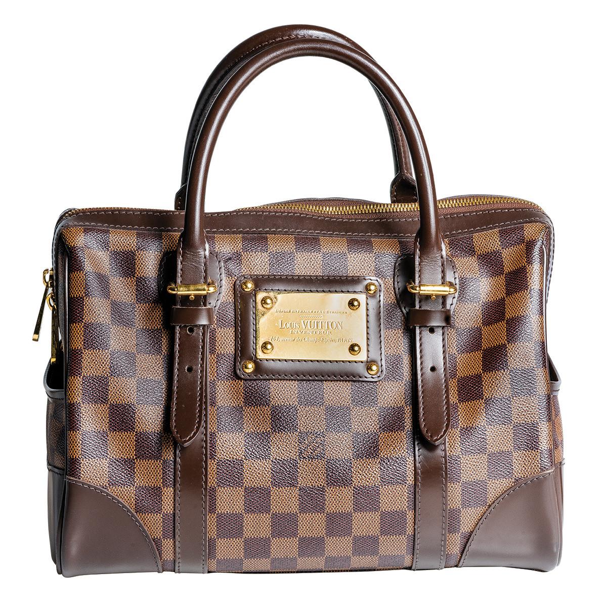 Vintage Louis Vuitton Damier Ebene Berkeley Bag