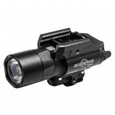 New SureFire X400 Ultra WeaponLight with Green Laser