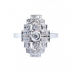 New Beverley K 0.34 CTW Diamond Ring