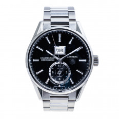 Pre-Owned Man's Tag Heuer Carrera GMT Chrono