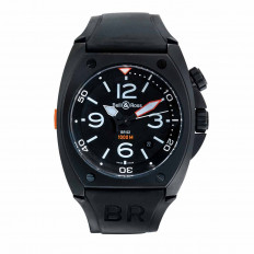 Pre-Owned Man's Bell & Ross Br02 Marine 1000M