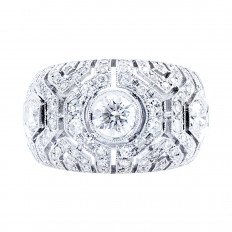 New 1.73 CTW Diamond Ring