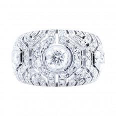 New 1.73 CTW Diamond Ring