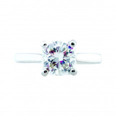 New 2.36 CT Diamond Engagement Ring