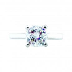 New 2.36 CT Diamond Engagement Ring