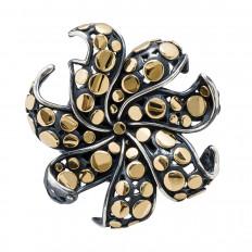 Vintage John Hardy Ayu Jasmine Flower Ring