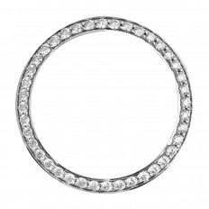 New 0.75 CTW Diamond Bezel for Ladies Rolex