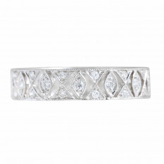 New Beverley K 0.39 CTW Diamond Eternity Band