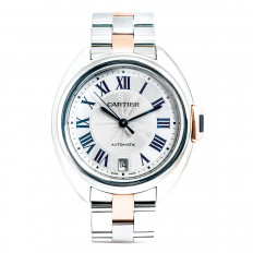 Pre-Owned Man's Cartier Cle
