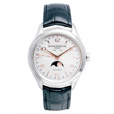 Pre-Owned 43mm Baume & Mercier Clifton Moonphase