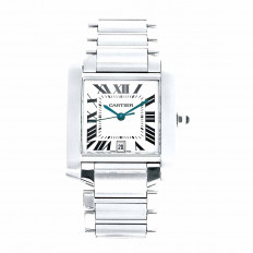 Pre-Owned Woman's Cartier Tank Francaise