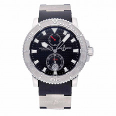 Pre-Owned Man's Ulysse Nardin Maxi Marine Chronometer Diver
