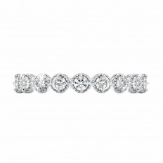 New Hearts On Fire® 0.25 CTW Diamond Bar Band