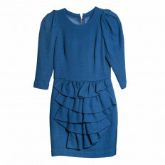 Vintage Philip Lim Ruffle Dress