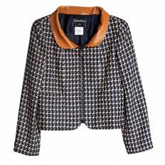 Vintage Chanel Herringbone Jacket