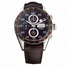 Pre-Owned Man's Tag Heuer Carrera Day-Date
