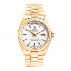Pre-Owned Man's Rolex Day-Date