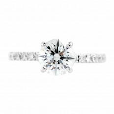 Vintage 2.01 CTW Diamond Engagement Ring