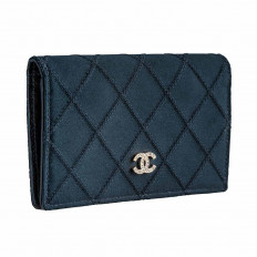 Vintage Chanel CC Wallet