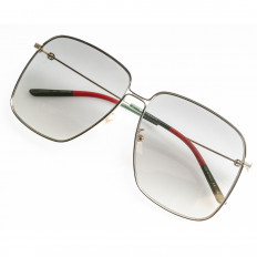 Vintage Gucci Wire Frame Sunglasses