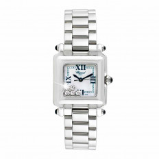 Pre-Owned Woman's Chopard Happy Sport Square