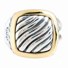Vintage David Yurman Albion Ring