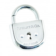 Vintage Tiffany & Co. ARC Padlock Charm