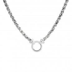 Vintage David Yurman 0.18 CTW Diamond Amulet Necklace