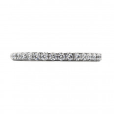 New Hearts On Fire® 0.29 CTW Diamond Transcend Anniversary Band