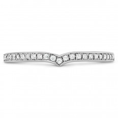 New Hearts On Fire® 0.11 CTW Diamond Euphoria Band