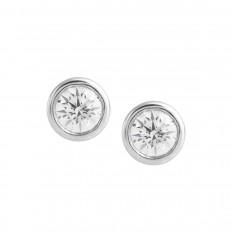 Vintage Tiffany & Co. 0.46 CTW Diamond Stud Earrings