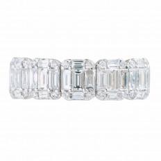 New 1.06 CTW Diamond Ring