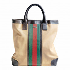 Vintage Gucci Shopping Tote