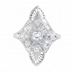 Vintage 0.75 CTW Diamond Ring