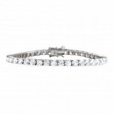 New 11.00 CTW Diamond Tennis Bracelet
