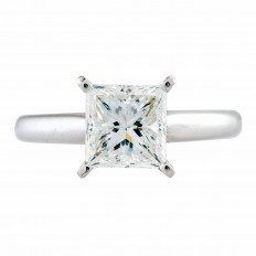New 2.01 CT Diamond Engagement Ring