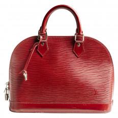 Vintage Louis Vuitton Epi Leather Alma