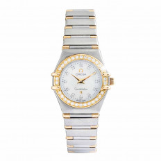 Pre-Owned Woman's Omega Constellation My Choice