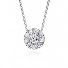 New Hearts On Fire® Diamond Fulfillment Pendant