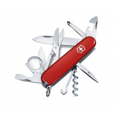 New Victorinox Swiss Army Explorer Pocket Knife & Pouch